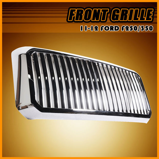 Ford Super Duty 2011 2012 New Shell Grille Tunedbymatrix